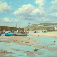 low-water-st-ives-oil-10x8